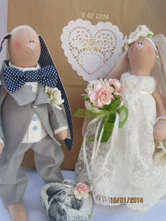 тильды свадебные