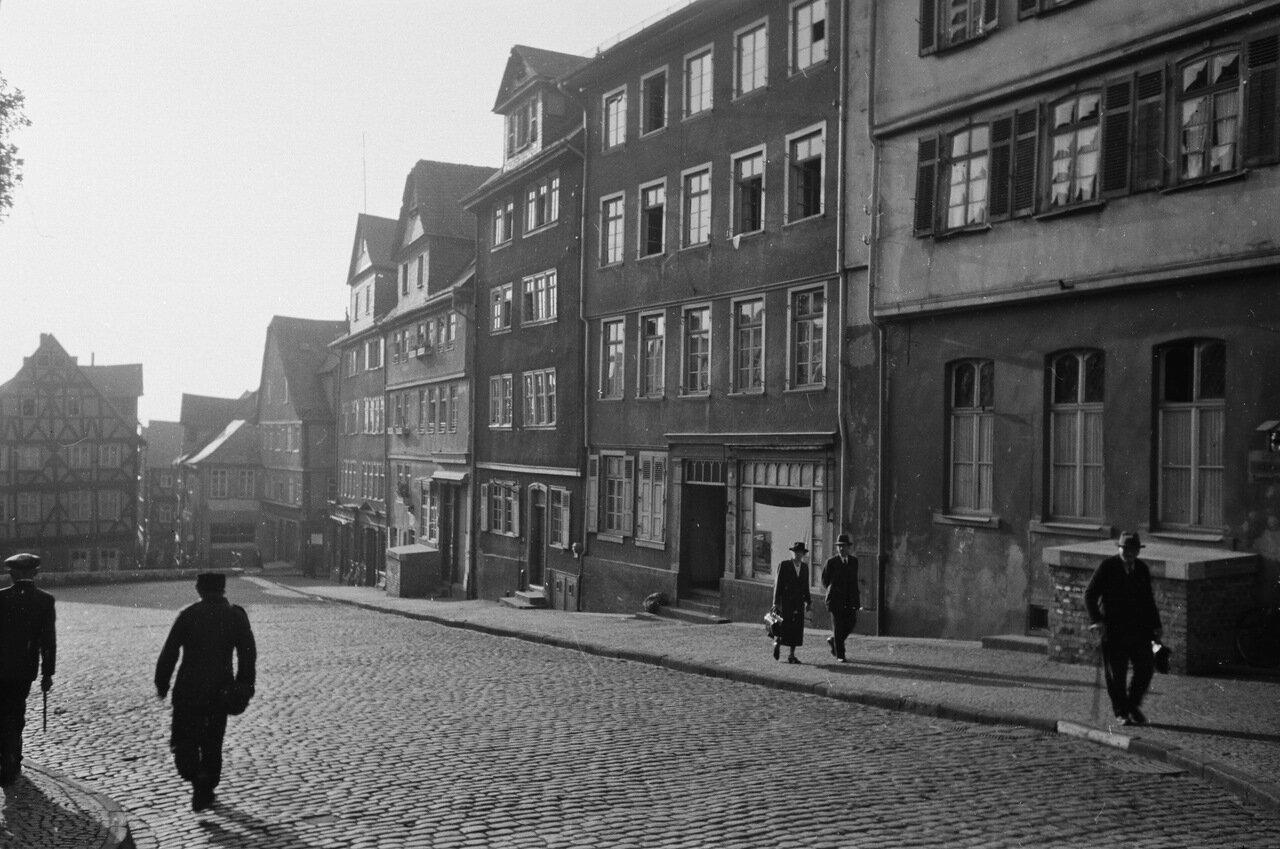 1942. Вецлар, Корнмаркт