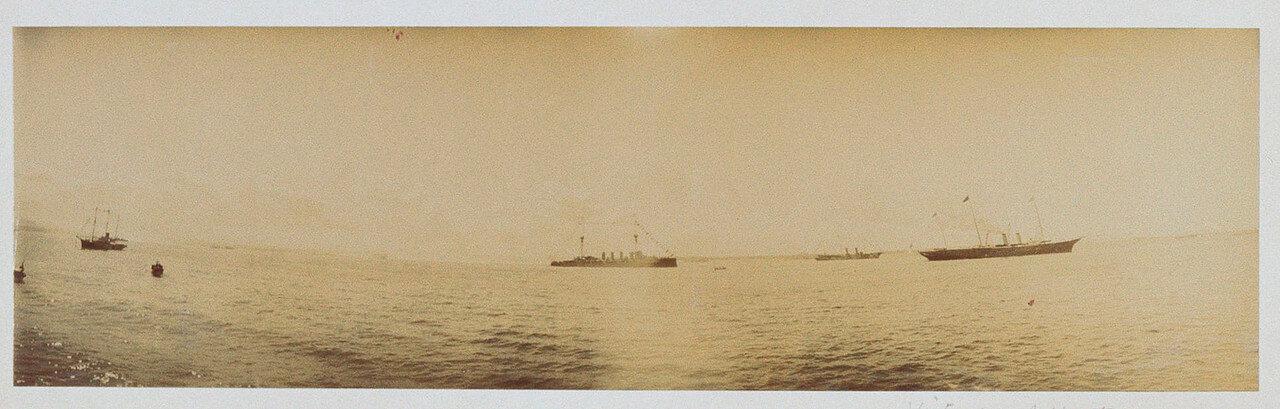 05. Корабли в Ревельском заливе