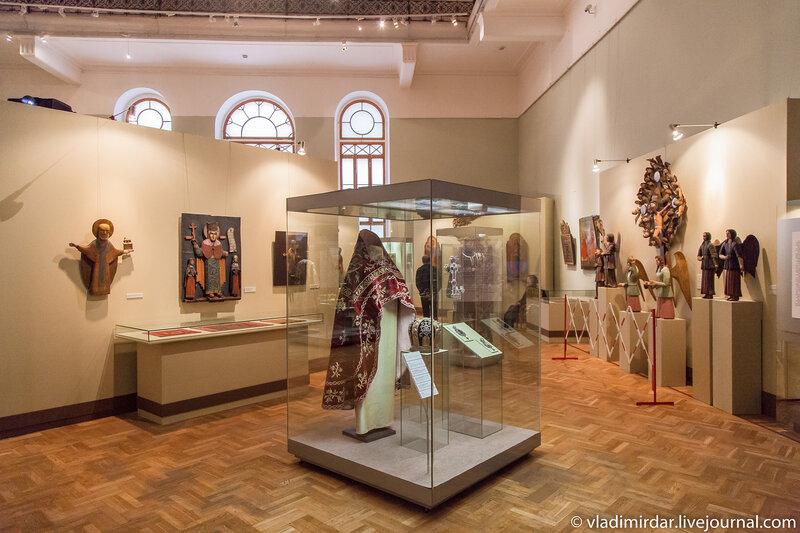 Выставка Христианские древности Пермского края
