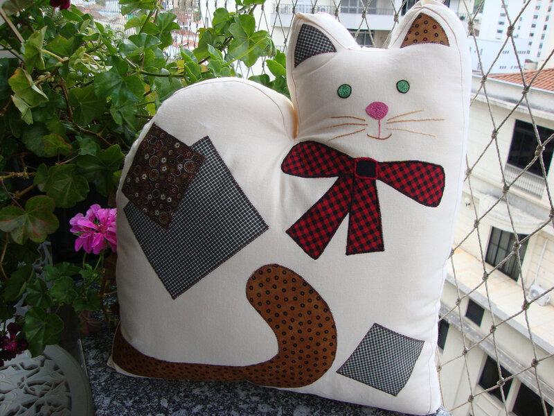 текстильные коты своими руками