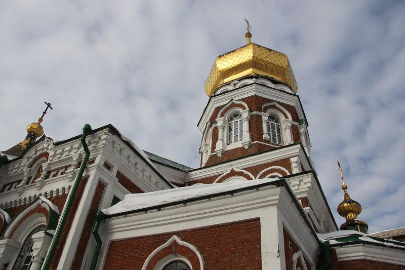 Свято-Николо-Казанский собор, Омск