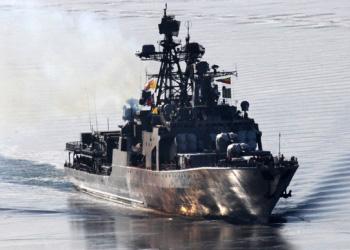 Украинская армия отразила нападение на свой военный корабль
