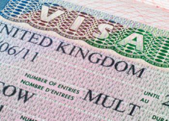 Меняется процедура получения виз для въезда в Великобританию