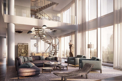 Теперь Мердоку принадлежат четыре этажа в Манхэттенском небоскребе