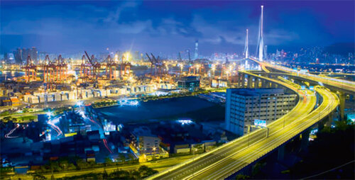 Гонконг – логистический центр №1