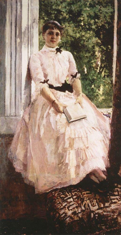 Портрет артистки Татьяны Спиридоновны Любатович. Вторая половина 1880-х.jpg
