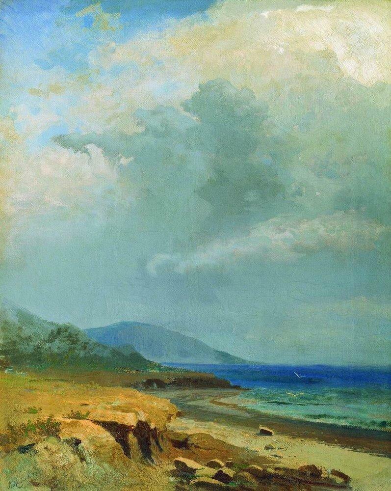 Пейзаж. Крым. 1871-1873.jpg