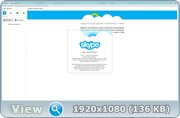 Skype 6.14.0.104 Final RePack (& Portable) by D!akov [Multi/Ru]