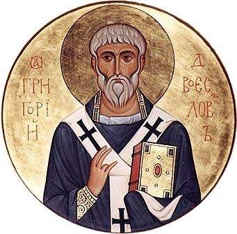 Святитель Григорий Двоеслов, папа Римский (†604)