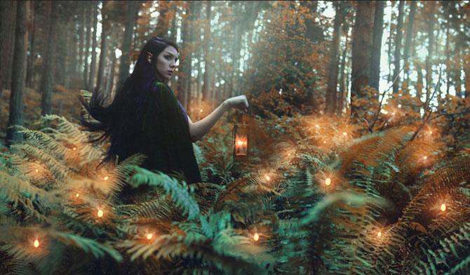 Волшебство и магия природы: фотографии, наполненные колдовством