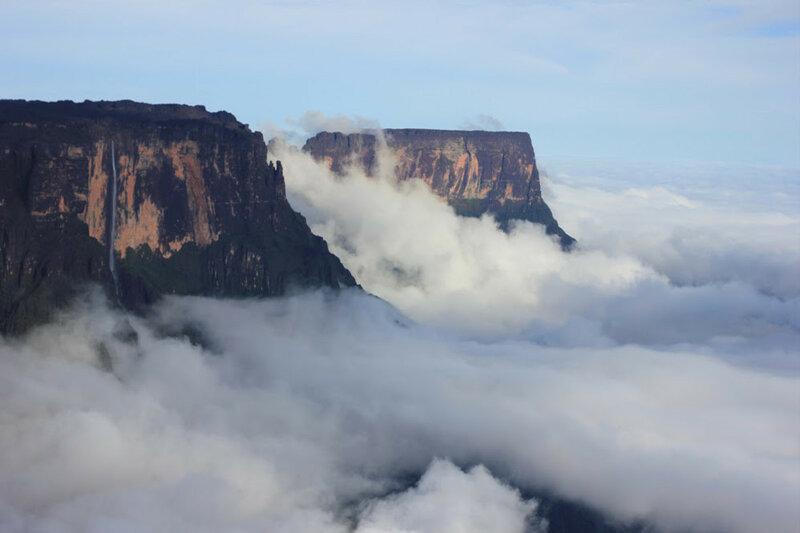 Фантастические виды на горе Рорайма в Южной Америке 0 146040 d1974c4f XL