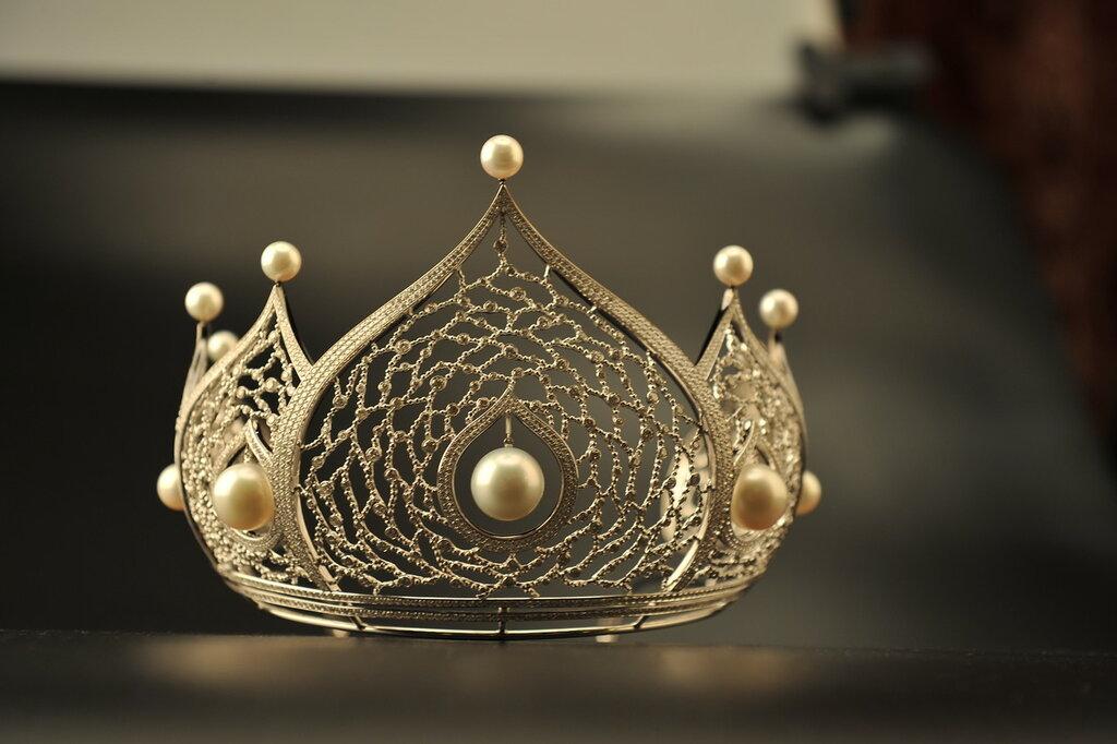корона мисс россии