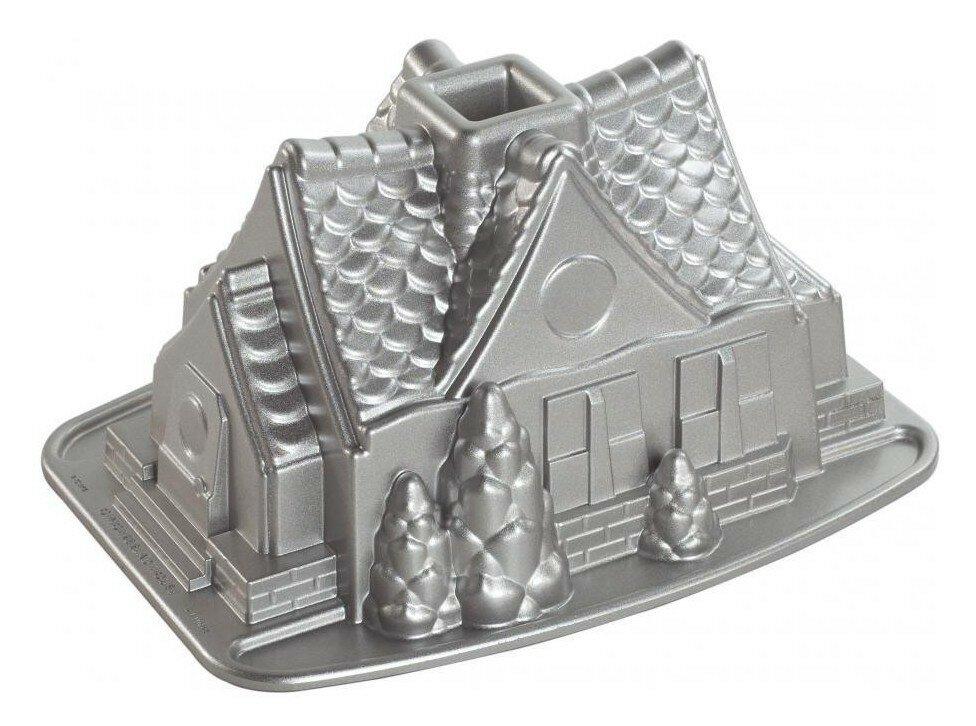 форма для кекса пряничный домик