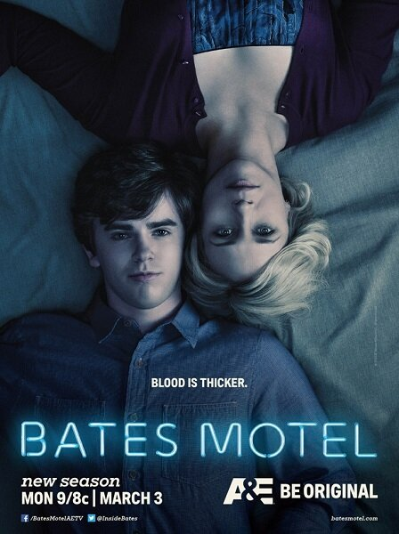 ������ ������ / Bates Motel - ����� 2, ����� 1-8 [2013, WEB-DLRip | WEB-DL 720p] (LostFilm | NewStudio)