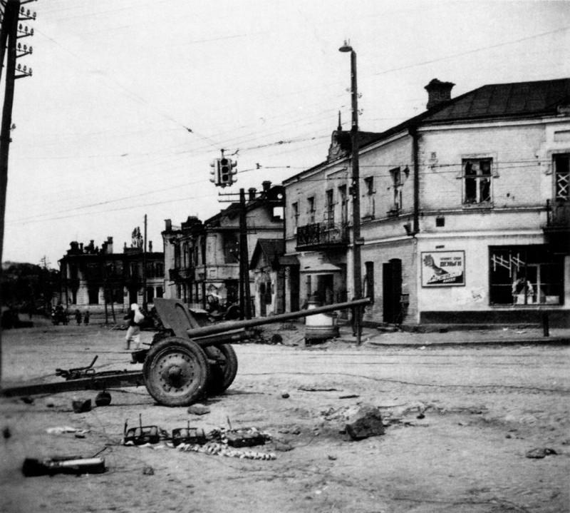 Винница, 24 июля 1941 года