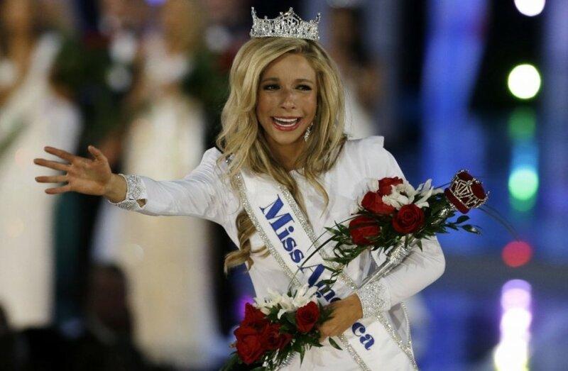 Фото: титул «Мисс Америка 2014» завоевала девушка с русскими корнями
