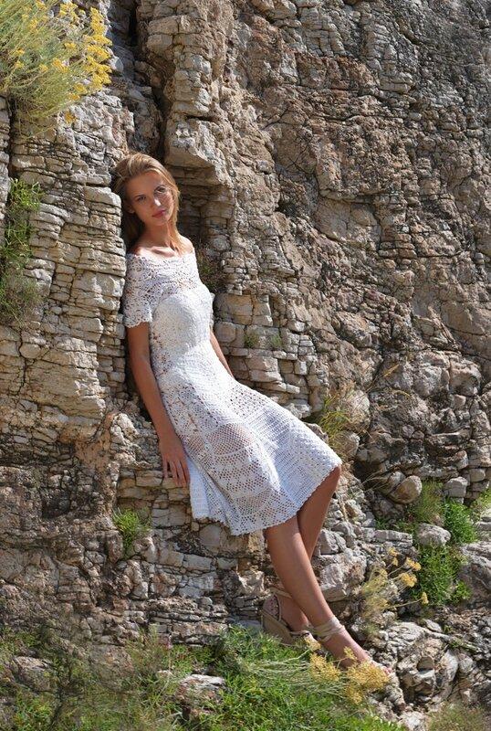 Возьмите на заметку-вязаные платья на лето! Шикарно! .Innocenza.jpg