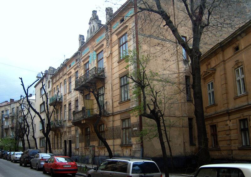 ул. Павлова, дома 2 и 4