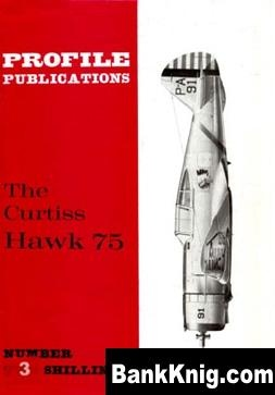 Журнал Profile Publications 80_Curtiss Hawk 75