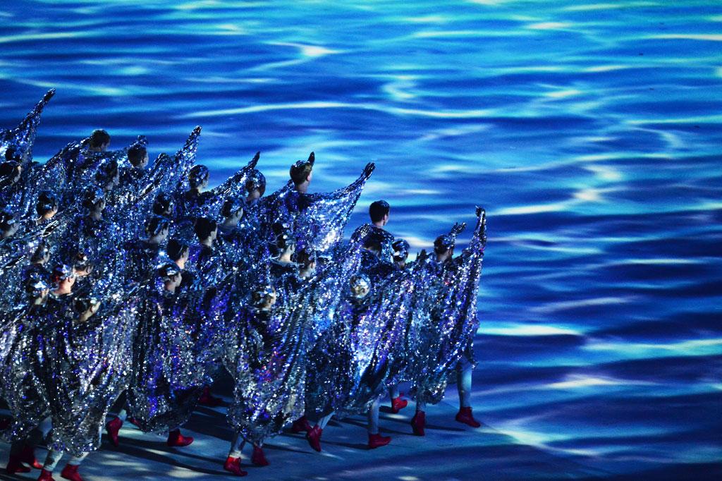 Церемония закрытия Олимпийских игр, Сочи, 23 февраля 2014 года