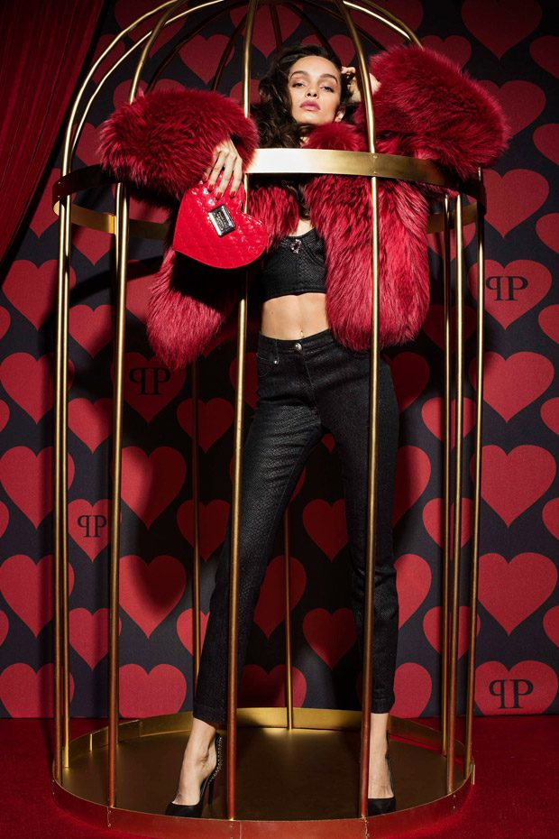 Philipp Plein Pre-Fall 2017 Womenswear Collection