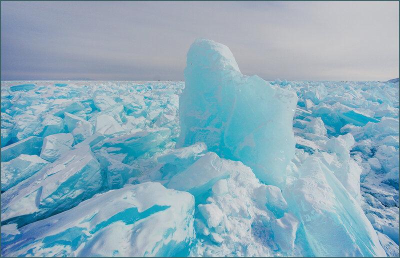 Лёд и хаос