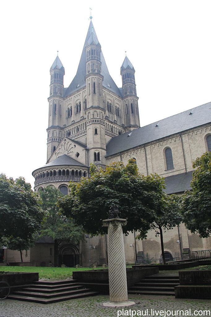 Церковь св. Мартина, Кельн