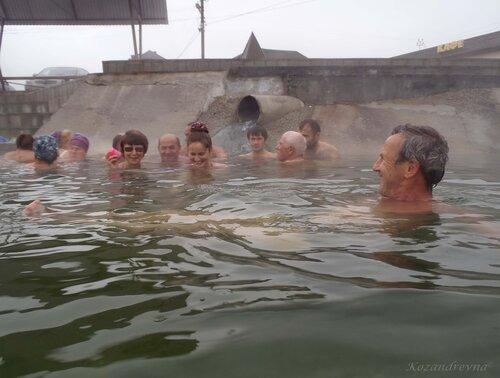 """в горячей """"ванне"""" Аушигера"""