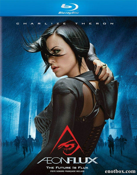 Эон Флакс / Aeon Flux (2005/BDRip/HDRip)