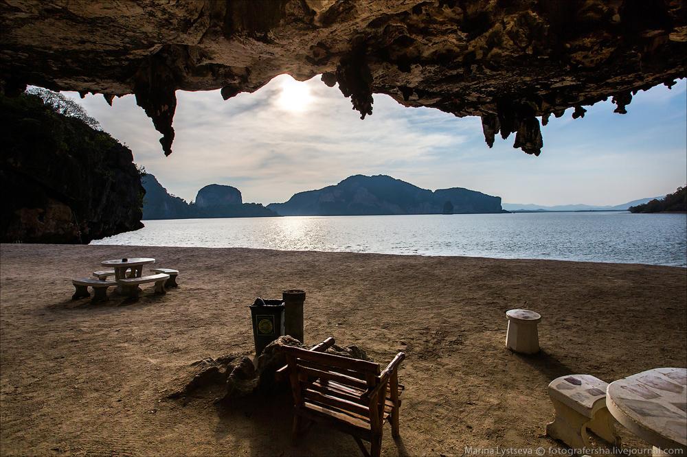 Тайланд, остров Бонда