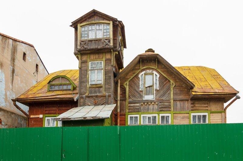 Улица Кирова, дом 3, Кимры