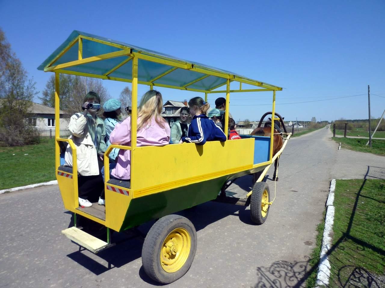 Конный туризм в Марий Эл, Верховой круиз