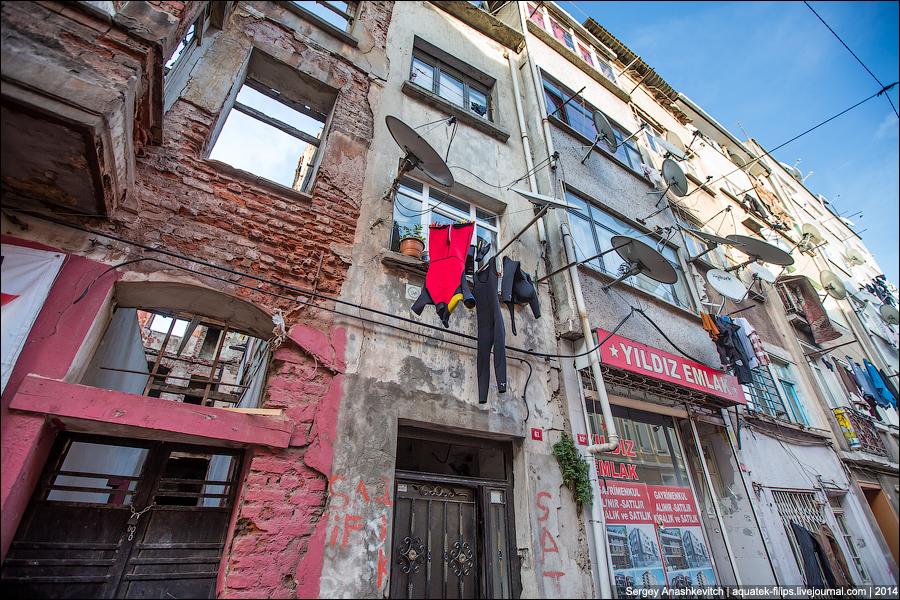 Непарадный Стамбул