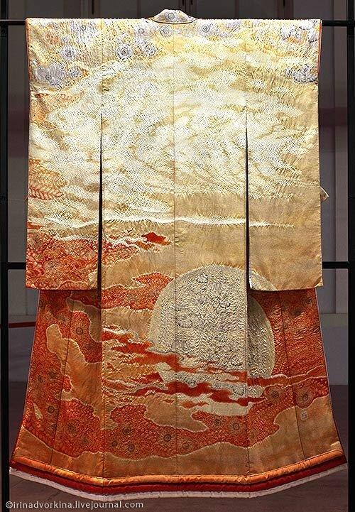 «Преображение кимоно. Искусство Итику Куботы»