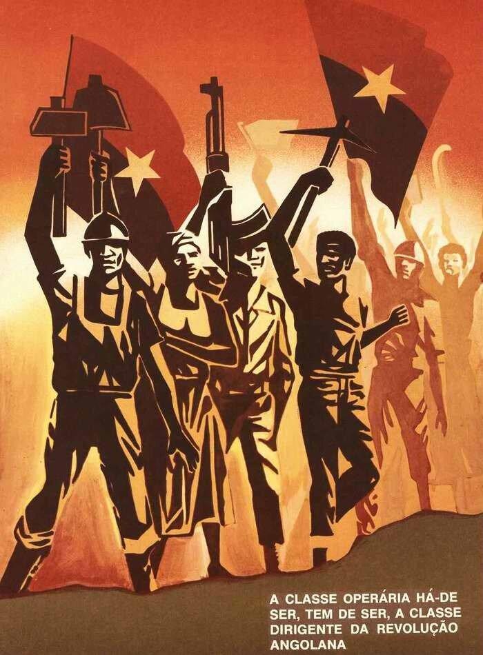 МПЛА: Рабочий класс является руководящим классом ангольской революции