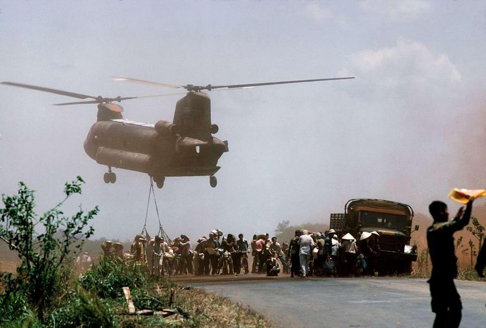 Освобождение Сайгона: как это было! К 40-летию со Дня Победы Вьетнама (США) (5)