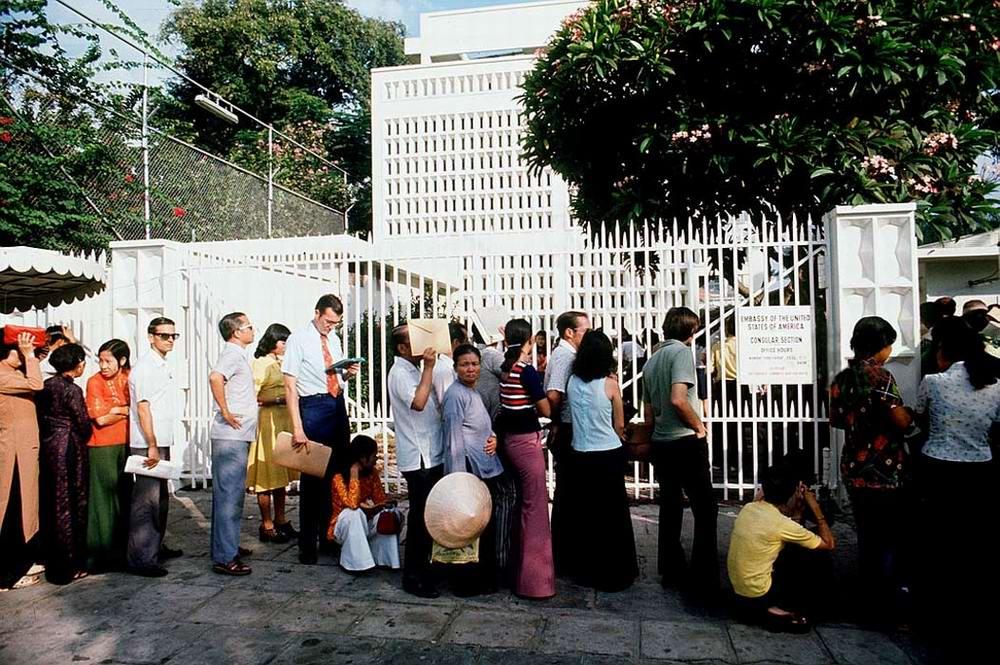 Освобождение Сайгона: как это было! К 40-летию со Дня Победы Вьетнама (США) (9)