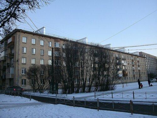 Новоизмайловский пр. 14