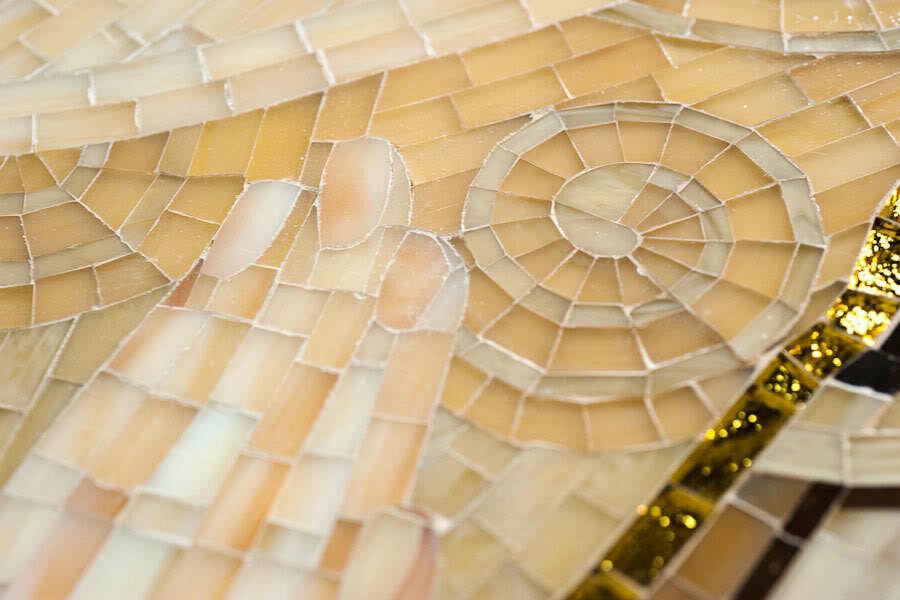Как делают мозайку