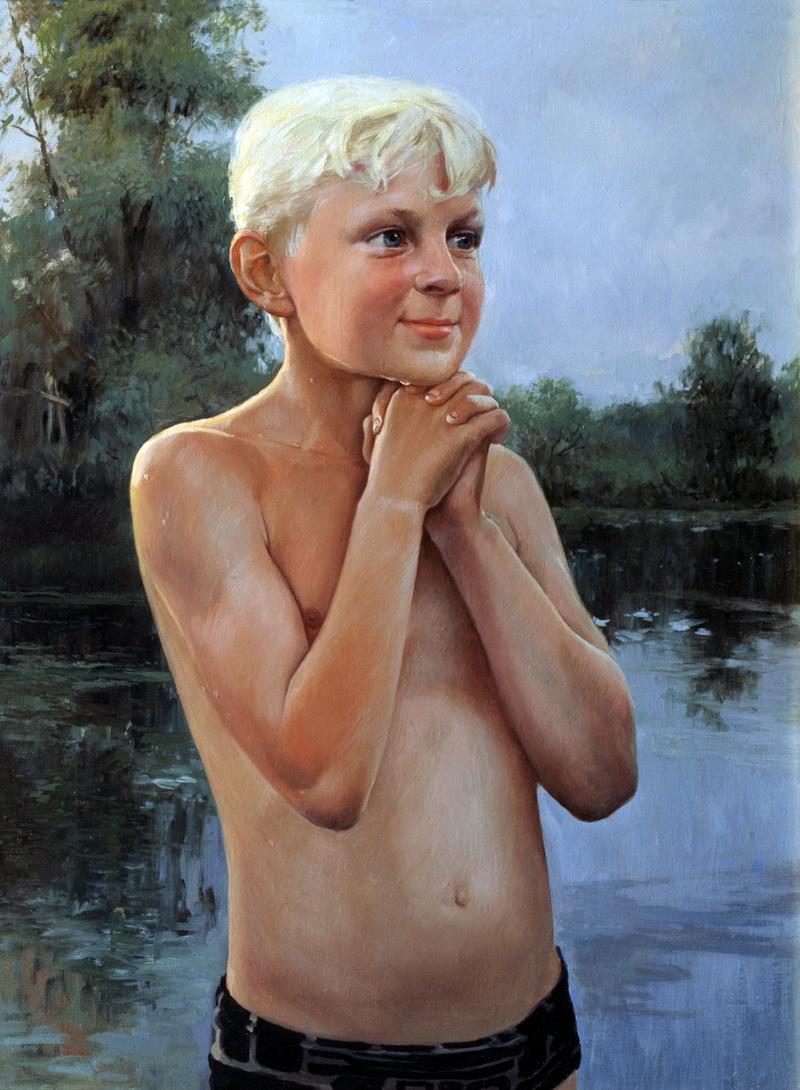 Обнаженный Портрет