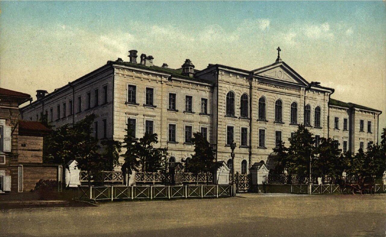 Сиропитательный дом Елисаветы Медведниковой