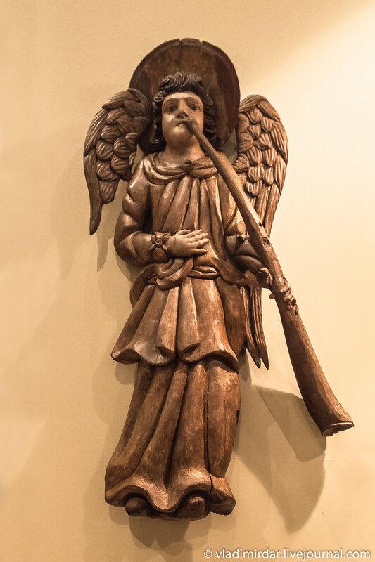 Трубящий ангел
