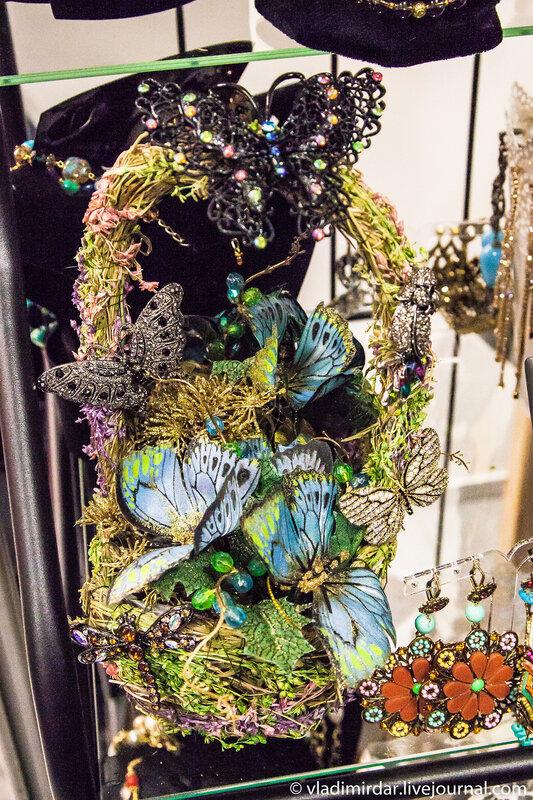 Бабочки - феерия