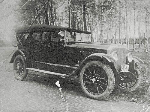 Mercedes 28/95 PS