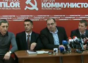 Четверым активистам ПКРМ грозит тюрьма