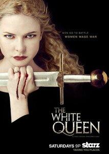 сериал Белая королева - обложка