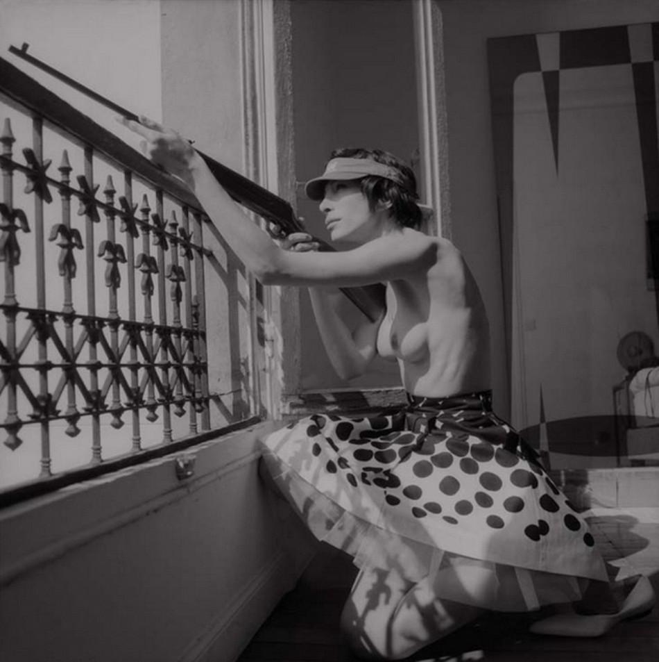 Откровенные снимки Жоффруа де Буаменю
