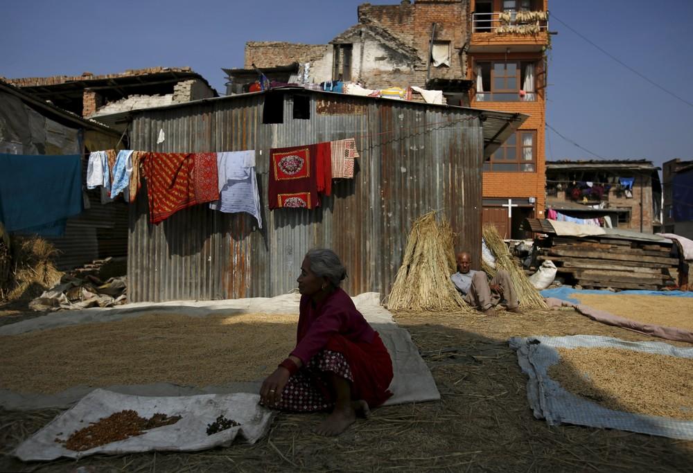 Кадры жизни в Непале