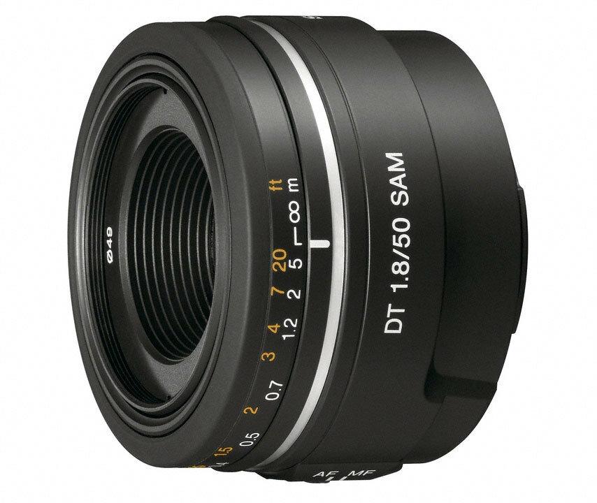 Sony 50mm f1.8 (SAL-50F18)
